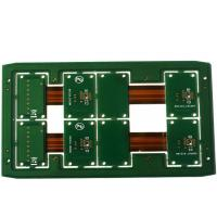 Buy cheap 3 Layer FR-4 Rigid-flex PCB from wholesalers