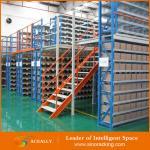 Buy cheap Warehouse Mezzanine Storage Floor Rack from wholesalers
