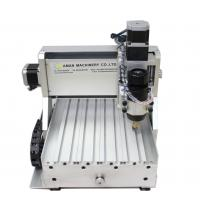 Buy cheap 2030 500W 4 AXIS Small wood carving milling cutting machine wood design router for sale from wholesalers
