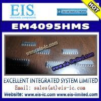 Buy cheap EM4095HMS - EM Microelectronic - Read/Write analog front end for 125kHz RFID Basestation - from wholesalers