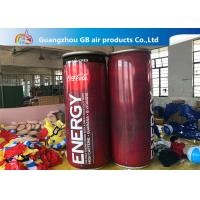 Buy cheap Pure PVC Advertising Inflatables , Airtight Inflatable Can Model For Sale product