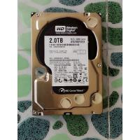 Buy cheap Enterprises Computer Internal 3.5 inch Hard Drive 2TB For Desktop WD2002FAEX from wholesalers