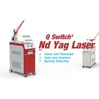 Buy cheap 2017 Newest ND Yag Laser Beauty Equipment Laser Tattoo Removal Machine For Pigment Removal product
