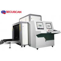 Buy cheap 0 . 3KW Airport X Ray Baggage Screening Equipment Scanner of Clear Images from wholesalers