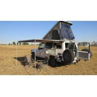 Buy cheap Triangle Shaped Hard Shell Roof Top Tent Fireproof For Cars And Trucks product
