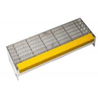 Buy cheap Easy Install Steel Stair Treads Grating High Anti Skidding Stability from wholesalers