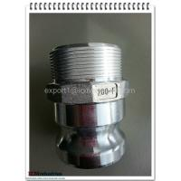 Buy cheap 316 stainless steel Kam locks quick coupling size 1 type F from wholesalers