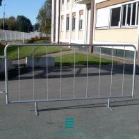 Buy cheap Removable mesh Fence rigid Welded Wire Mesh Fence Panels Rectangle Shape from wholesalers