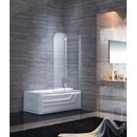 Buy cheap Folding glass shower screen from wholesalers