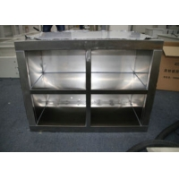 Buy cheap 304 Stainless Steel Clean Room Equipment 1.2mm Shoes Ark Garments Store product