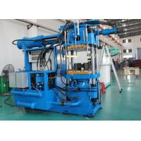 Buy cheap Simple Operation Hydraulic Rubber Moulding Machine For Electronic Button Making Mould from wholesalers