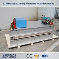 Buy cheap 2019 Hot, Cheap China 1200mm width Belt Splicing Machine with water cooling to Argentina from wholesalers