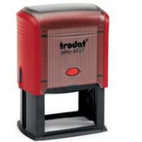 Buy cheap Custom Trodat printy 4927 rubber self inking stamps, Holiday stamps, Large Message stamps from wholesalers