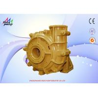 Buy cheap Sludge Volute Industrial Sump Pumps With Steel Thermal Refining Shaft Metal Lined from wholesalers