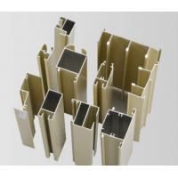 Buy cheap Powder Painted / Anodized Aluminum Extrusion Profiles For Side Hung Doors from wholesalers