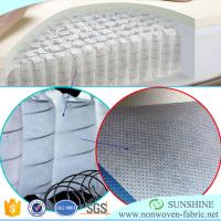 Buy cheap 2018 popular good product for  100%pp/polypropylene non-woven fabric Furniture,Mattress,Sofa,Bedding,Upholstery from wholesalers