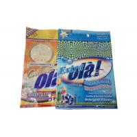 Buy cheap Laundry Washing Powder Plastic Zipper Pouch Thick Muti - Layer Material from wholesalers