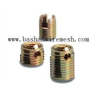 Buy cheap Top quality 1/4-20 Hardness screw thread insert wire thread insert by bashan from wholesalers