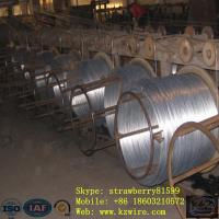 Buy cheap Galvanized Wire With Inner Diameter 330mm product