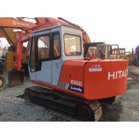 Buy cheap 1999 EX60-1 EX100-1 EX120-1 EX200-1 hitachi used excavator for sale 0.3m3  track excavator isuzu engine minit excavator from wholesalers