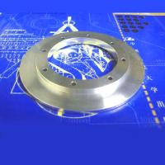 Buy cheap CNC machined aluminum wheel cap from wholesalers