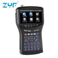 Buy cheap 4.3 Inch Satlink Satellite Finder Meter HD 6960 With Digital LCD Display product