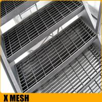Buy cheap Heavy 32x5 galvanized steel grating prices in metal building materials from wholesalers
