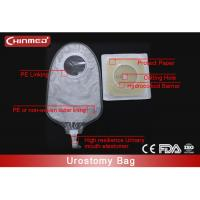 Buy cheap Surgical Disposable Ostomy Bags Medical Ostomy Bag Covers Two System from wholesalers