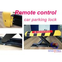 Buy cheap Anti - Theft Automatically Lifting Parking Space Protector Quick Responding Speed from wholesalers