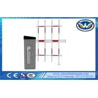Buy cheap High Speed 100% Duty Cycle Toll Parking Lot Security Gates With Auto Reverse product