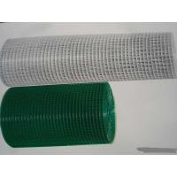China Square Hole Powder Coated Wire Mesh Panels , Galvanised Weld Mesh Sheet on sale