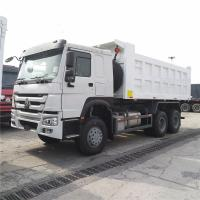 Buy cheap SINOTRUK HOWO 25 Tons 6x4 Dump Truck Tipper 336Hp  Euro Two Single - Plate Dry Clutch from wholesalers