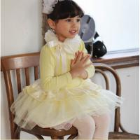 Buy cheap 3,4,5,6,7,8 Years Fashion Sweet Baby Girl Dress from wholesalers