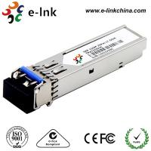 Buy cheap 100BASE - FX SFP Fiber Optical Transceiver Module , 1 Gbe Sfp Sx Fiber Transceiver product