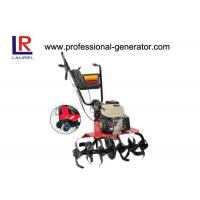 Buy cheap 3.6L Tractor Tillers and Cultivators , Remote Control 6.5HP Gasoline Cultivator Rotavator Tiller With 196cc product
