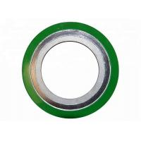 Buy cheap Basic Type Round Ss Spiral Wound Gasket Inner Ring Gasket With Non Metallic Filler from wholesalers