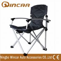 Buy cheap Aluminum folding camping chairs / collapsible chairs for camping from wholesalers