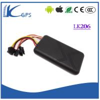 Buy cheap LKgps History Track And Real Time Tracking GPS Track Device For Cars / Motorcycle from wholesalers