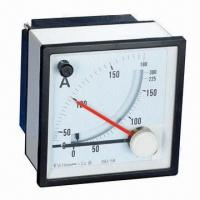 Buy cheap Panel Meter/Ammeter/Maximum Demand Meter, Double Structure from wholesalers