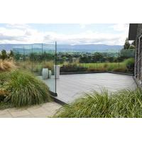 Buy cheap Exterior Balustade Wall Garden Glass Balustrade product