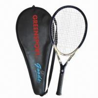 China Graphite Tennis Racket Set/Promotional Tennis Training Racket  on sale
