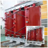Buy cheap Cast Resin High Voltage Transformer H Class 6.6 KV - 100kVA Single Pole Air Switches from wholesalers