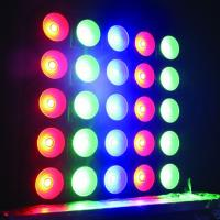 Buy cheap Promotional 25pcs x 30W Led wash Blinder Matrix Disco stage Light For Stage Wedding from wholesalers