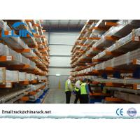 Buy cheap AS4084 Approval Metal Warehouse RacksCold Rolling Steel Pipe Storage from wholesalers