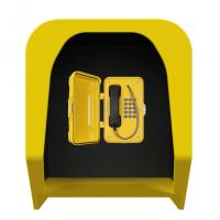 Buy cheap Both Indoors Acoustic Phone Hood , Soundproof Phone Booth For Office from wholesalers