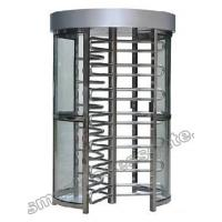 Buy cheap Single Lane Outdoor Rustproof Full Height Turnstile with Light Alarm for Park from wholesalers