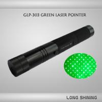 Buy cheap 200mW 532nm High Power Green Laser Pointer/ Star projector/Can light match/cigarette/303model from wholesalers