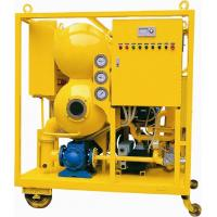 Buy cheap Mobile High Vacuum Transformer Oil Purification Treatment Systems from wholesalers