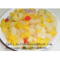 Buy cheap Preservative-Free Canned Fruit Cocktail / Canned Mixed Fruit  in Syrup from wholesalers