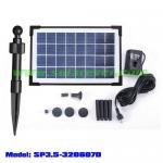 Buy cheap Solar Garden Fountain Pump from wholesalers